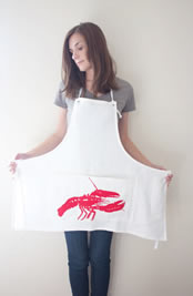 cloth lobster bib