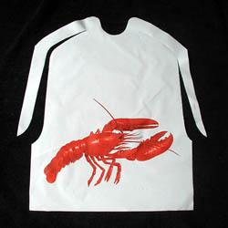 Disposable Lobster Bib